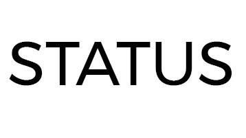 Logo Status